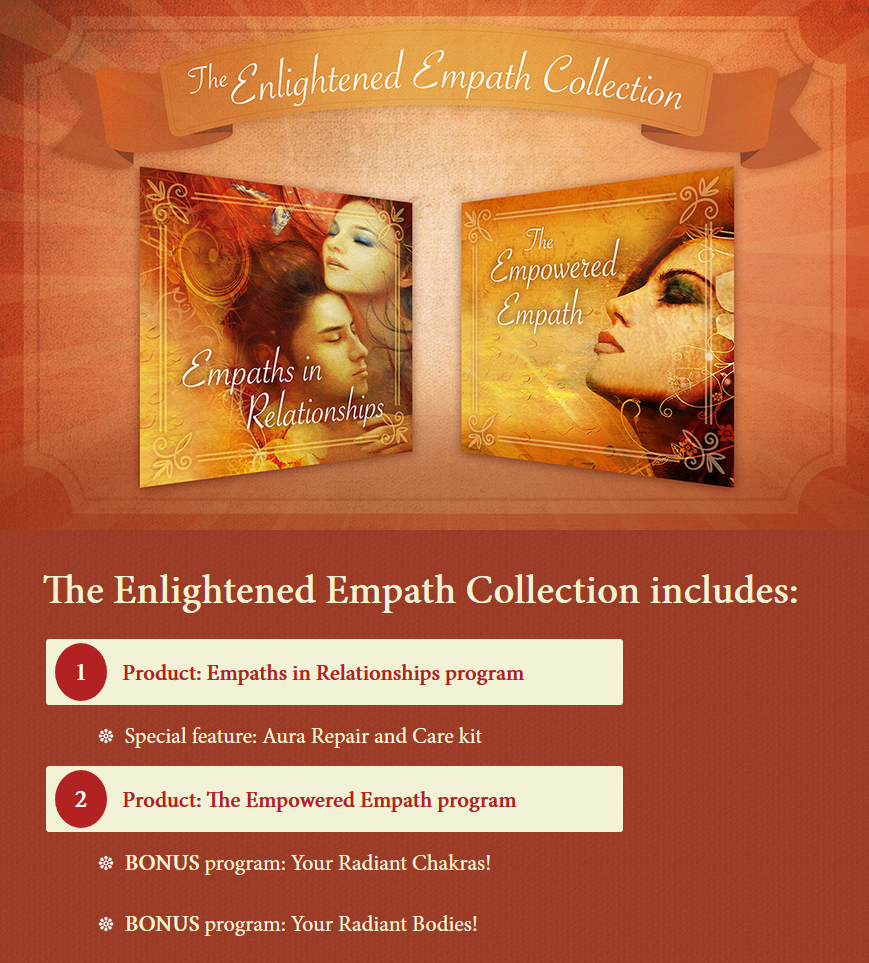 The Enlightened Empath Collection Package | Quantum