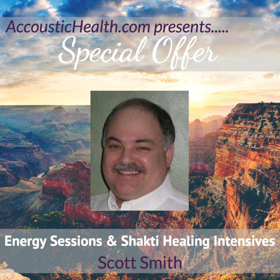 energy sessions and shakti healing intensives with scott smith