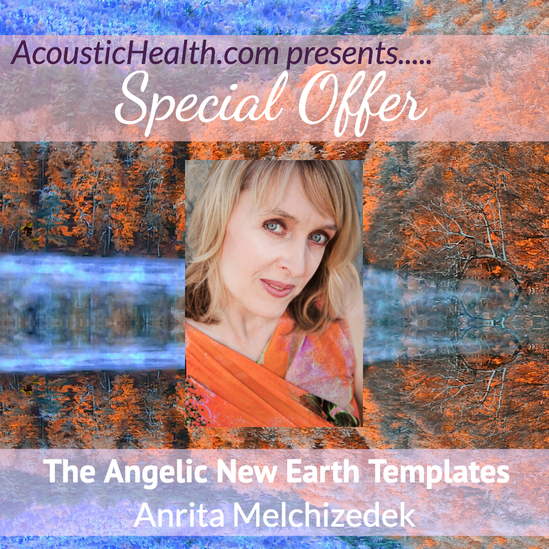 The Angelic New Earth Templates with Anrita Melchizedek