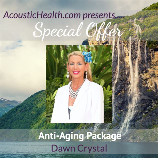 Dawn Crystal Anti-Aging Package