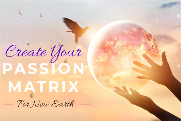 Passion Matrix Course