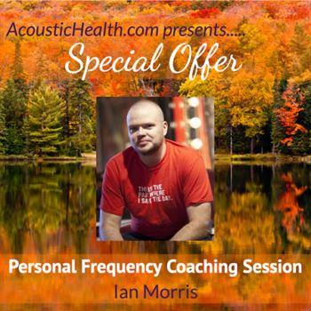 SO Ian Morris Frequency Coaching Session