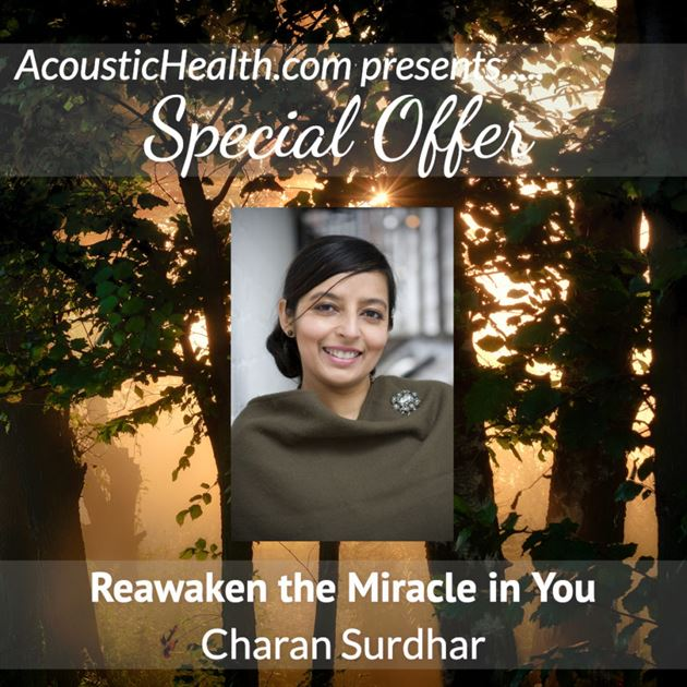 SO Charan Surdhar Reawaken the Miracle