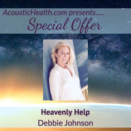 SO Debbie Johnson Heavenly Help