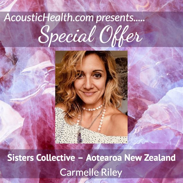 SO Carmelle Riley Sisters Collective