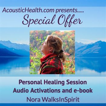 SO Nora WalksInSpirit Healing & Audio