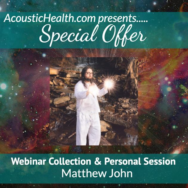 SO Matthew John Webinar Collection