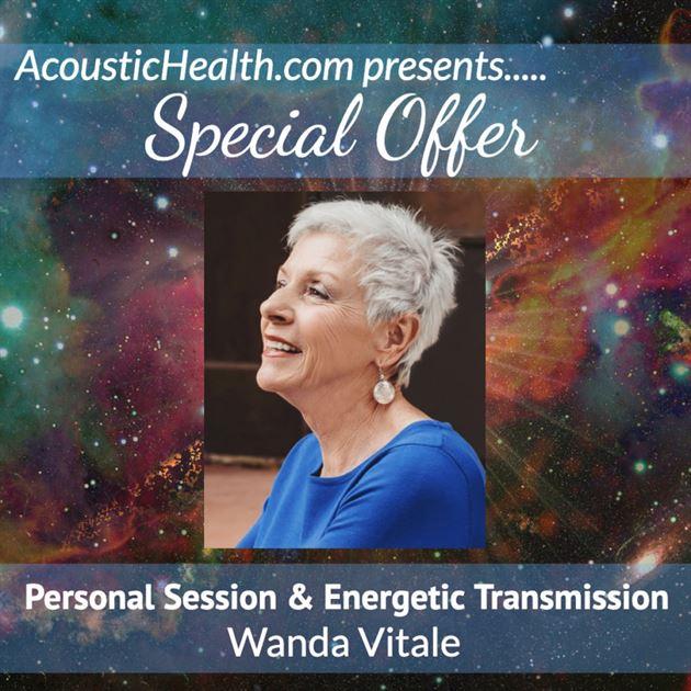 SO Wanda Vitale Session and Energetic Transmission