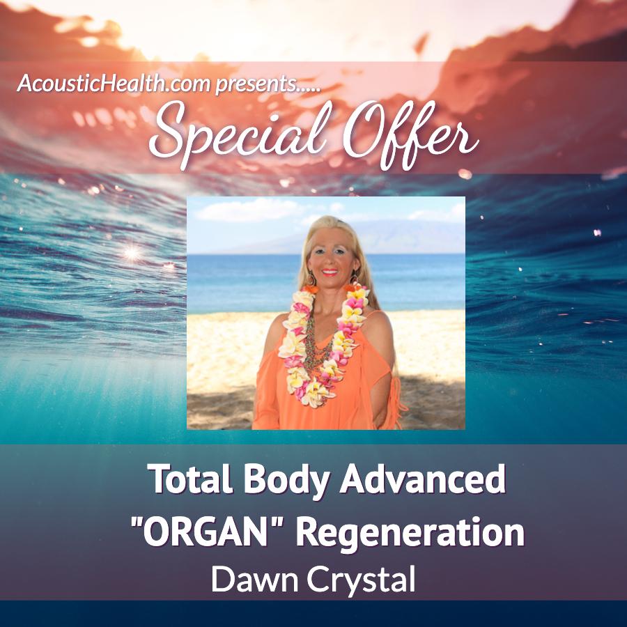 SO Dawn Crystal Organ Regeneration