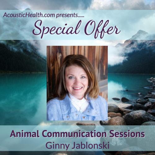 SO Ginny Jablonski Animal Communication Sessions
