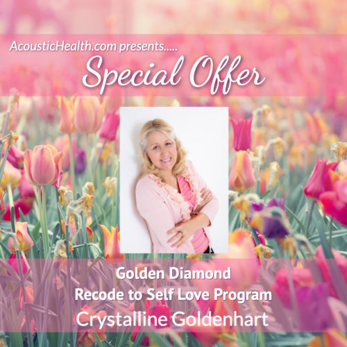 SO Crystalline Goldenhart Golden Diamond